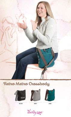 August is the perfect time to try out the Retro Metro Crossbody. For every $35 you spend in August, get 50% off any purse, including this sleek and reliable style.