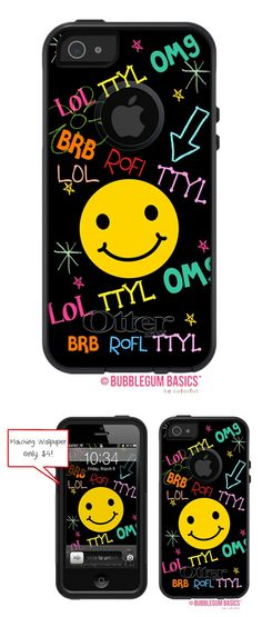 Scribble Monogrammed #OtterBox® #Commuter Series® #Phone #Case.... AVAILABLE for the iPhone 5, iPhone 4/4S and Samsung Galaxy S3 and S4..... http://www.bubblegumbasics.com/scribble-monogrammed-otterbox-commuter.html