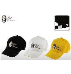 Cappellino Juventus Golf Collection.