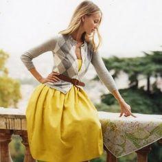 yellow yellow!