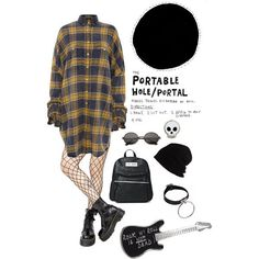 Clothes Grunge Alternative Fashion Punk 60 Ideas For 2019 Punk Outfits, Grunge Outfits, Hippie Outfits, Grunge Fashion, New Outfits, Teen Fashion, Pastel Fashion, Fashion Outfits, Dark Hipster Fashion