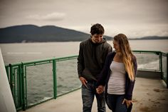 Ferry Engagement pictures