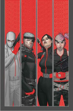 Uncanny X-force ended but maybe this will fill the void in my soul