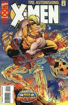 Astonishing X-Men # 2 by Joe Madureira & Tim Townsend
