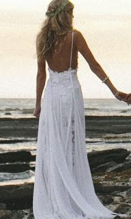 Flowy Beach Wedding Dresses | ... beach; these light and flowy dresses are perfect for a beach wedding