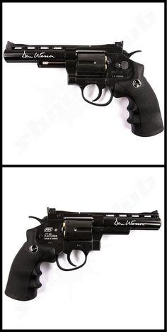 Dan Wesson 4 Zoll Co2 Revolver 4,5mm, BB