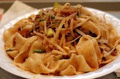 Xian' Noodles NYC -- Fresh noodles created right in front of you