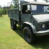 1970 Unimog 404 Swiss Army