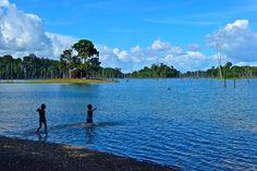 Brokopondo meer Suriname
