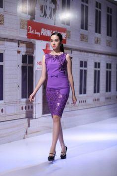Lê Thu An – Bộ sưu tập thời trang của stylist Đỗ Long
