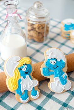 «Smurfs Cookies»