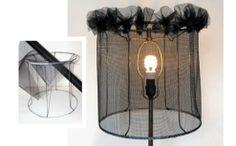 How to make a DIY lamp shade