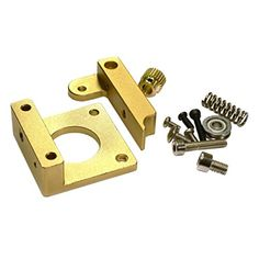 IMPORTANT: This right side extrder feeder version. Depending on the type of extruder you are building using this kit, you might need different parts such as 3d Printing Website, 3d Printing News, 3d Printing Technology, Cheap 3d Printer, 3d Printing Materials, Prusa I3, 3d Printer Parts, Printers, Metal
