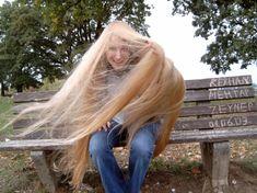 Dream hair dream woman