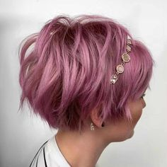 Latest Trend Pixie and Bob Short Hairstyles 2019 Latest Trend Pixie . - Latest Trend Pixie and Bob Short Hairstyles 2019 Latest Trend Pixie and Bob Short Hairstyles 2019 - Short Spiky Hairstyles, Short Pixie Haircuts, Trending Hairstyles, Short Hairstyles For Women, Short Hair Cuts, Straight Hairstyles, Pretty Hairstyles, Quick Hairstyles, Pixie Haircut Color