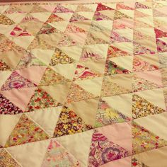 Hello kitty liberty of London quilt by sprklle47 on Etsy
