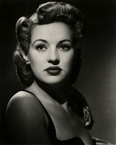 """ Betty Grable (20th Cent., 1940s) www.stores.eBay.com/GrapefruitMoonGallery """