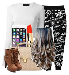"""""""."""" by trillest-queen ❤ liked on Polyvore featuring Proenza Schouler, Bobbi Brown Cosmetics and Yves Saint Laurent"""