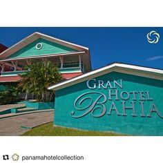 #Repost @panamahotelcollection  Enjoy your stay at the Gran Hotel Bahia located in Bocas del Toro.  Disfruta tu estadía en el Gran Hotel Bahía ubicado en Bocas del Toro. For more info: info@panamahotelcollection.com #GranHotelBahia #Bocasdeltoro #Panamahotelcollection #Phc #visitpanama #Vacactioninpanama #Panamahotels #Traveling #Nature #Caribbeansea #Caribe #Mar