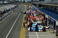 Curitiba pit lane