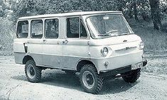 ЗАЗ 970В Опытный (1962)