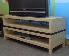 Jak se bydlí?: Úpravy nábytku z IKEA - díl I. - IKEA hacker