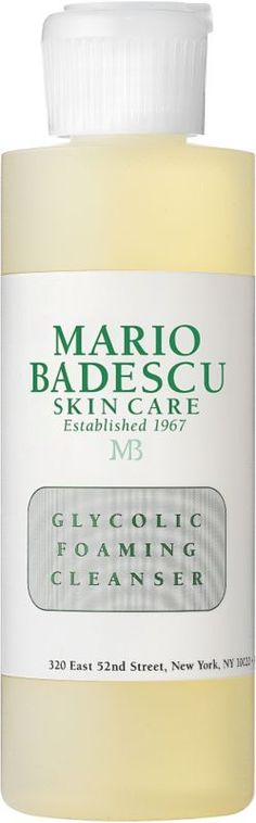 Mario Badescu Glycolic Foam Cleanser 6.0 oz Ulta.com - Cosmetics, Fragrance, Salon and Beauty Gifts
