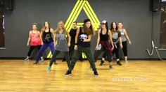 up town funk fittness - YouTube