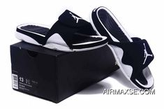 c3429e3c2794e7 Super Deals Jordan Hydro IV Retro Black White. Discount Jordans