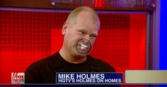 """@HGTV's Mike Holmes explains why a countertop like ours is """"the best in the market"""""""