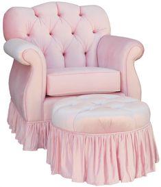 Aspen Pink Tufted Empire Set