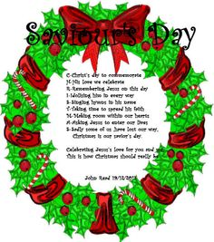 Happy Holidays from the staff of Outer Banks Publishing Group Christmas Goodies, Christmas Wreaths, Christmas Ornaments, Holiday Poems, 4th Of July Wreath, Savior, Happy Holidays, The Good Place, Bloom