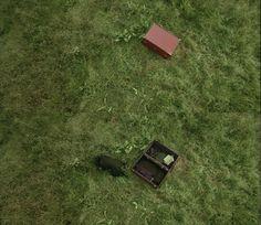 Oldboy (2003) Estante da Sala