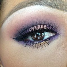 """houseoflashes """"pixie luxe"""" lashes. Mac expensive pink on center of lid. Nocturnelle on outer/inner lid. Brownscript, fig.1, & shadowy lady in the crease. Nars bourbon street eyeliner in the waterline. MAC amber lights under my bottom lash line."""