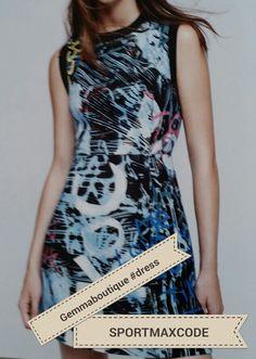 Sportmaxcode#dress #gemmaboutique
