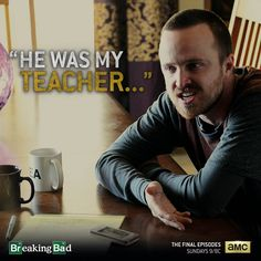 He was my teacher... #BreakingBad - http://watchbreakingbad.us/quothe-was-my-teacher-quot-breakingbad/