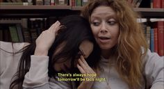 Orange Is The New Black: Alex Vause and Nicky Nichols Movies Showing, Movies And Tv Shows, Nicky Nichols, Alex And Piper, Tv Show Quotes, Movie Quotes, Netflix Quotes, Natasha Lyonne, Laura Prepon