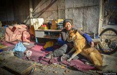 Conciencia Animal: La inimaginable historia de Mr. Fu y su perro.