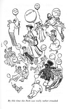"""Mary Poppins Returns"", 1935/1965 - Illustrator Mary Shepard"