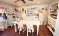 Craftroom Fabulousness. . .