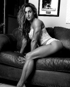 IFBB #Fitness Pro - Kim Klein