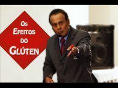 Médicos alertam ! Glúten causa inúmeras doenças . Dr. Lair Ribeiro - YouTube