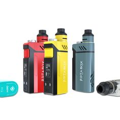 Køb Ijoy RDTA Box 200W TC / VW Mod Med 12,8 ml Tank, iJoy fra Dampden.com altid fri fragt. Top kvalitets produkter