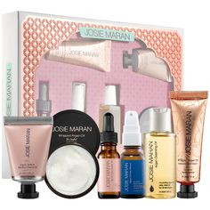 Josie Maran Escape To Morocco Holiday Hair & Body Beautifiers #Sephora #gifts #giftsforher