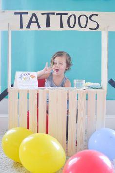 Kids Birthday Party | Rock n' Roll