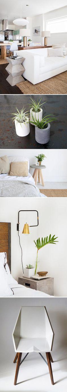 Ambiente integrado + detalles decoracion/muebles