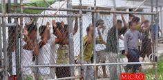 اندلاع أعمال عنف في مركز احتجاز أسترالي للاجئين