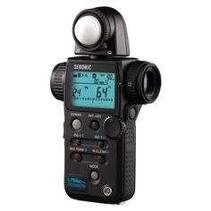Sekonic L-758Cine DigitalMaster Light Meter (Black)  http://www.discountbazaaronline.com/2016/05/01/sekonic-l-758cine-digitalmaster-light-meter-black/