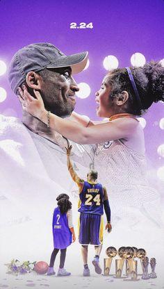 Kobe and Gigi Bryant wallpaper Kobe Bryant Quotes, Kobe Bryant 8, Kobe Bryant Family, Lakers Kobe Bryant, Kobe Quotes, Nba Players, Basketball Players, Bryant Basketball, Dear Basketball