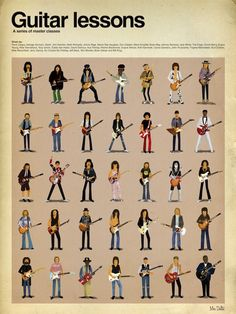 """Ten Great Years"" & ""Guitar Lessons"" by Max Dalton 